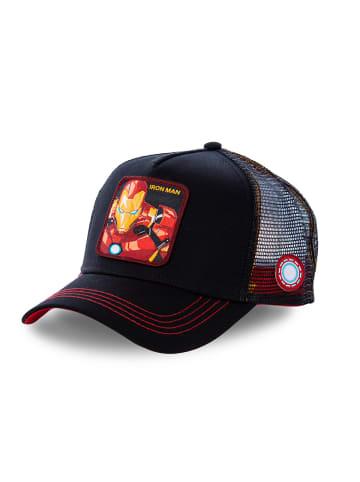 Capslab Cap in Iron Man