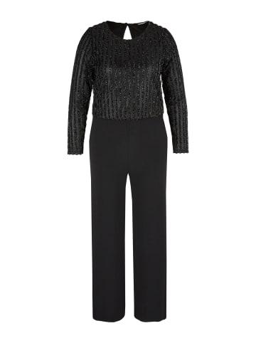 Viventy Jumpsuit in schwarz