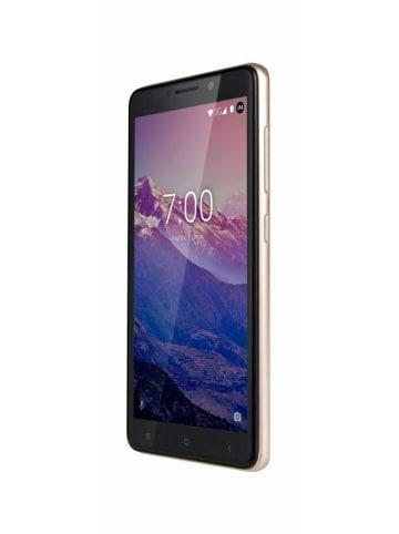 Krüger & Matz Smartfon MOVE 8 mini Gold in schwarz