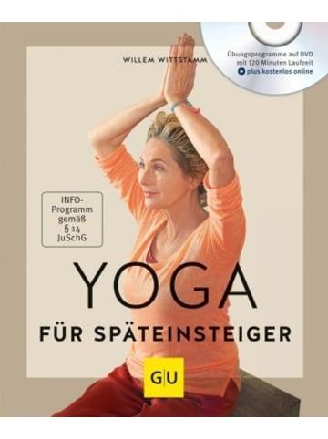 Gräfe und Unzer Yoga für Späteinsteiger, m DVD-ROM