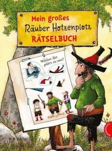 Esslinger Der Räuber Hotzenplotz: Mein großes Räuber Hotzenplotz-Rätselbuch