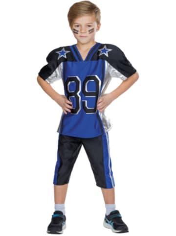 MOTTOLAND Kostüm Football Spieler Gr. 152