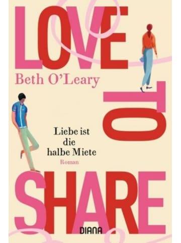 DIANA Love to share - Liebe ist die halbe Miete