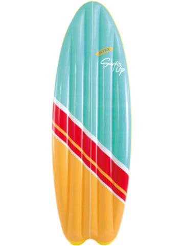 Intex Luftmatratze Surfbrett Surf's Up Mats, 178 x 69 cm
