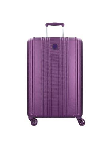 Hedgren Transit Gate M 4-Rollen Trolley 66 cm in purple passion