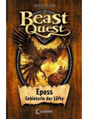 Loewe Verlag Beast Quest (Band 6) - Eposs, Gebieterin der Lüfte