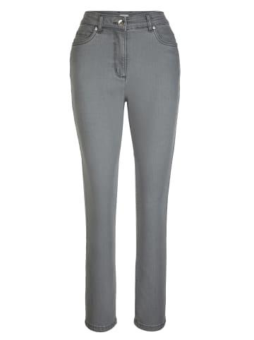 Mona Jeans in Grau