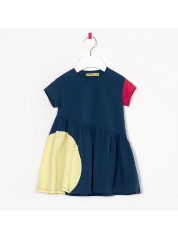 """OXOX Sommerkleid """"Marie"""" in blau"""