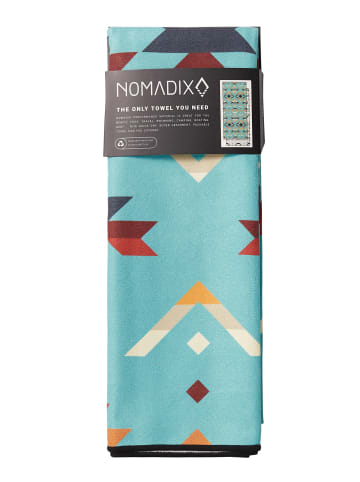 Nomadix Handtuch Towel (2 seitiger Druck) in Cascades High Alpine