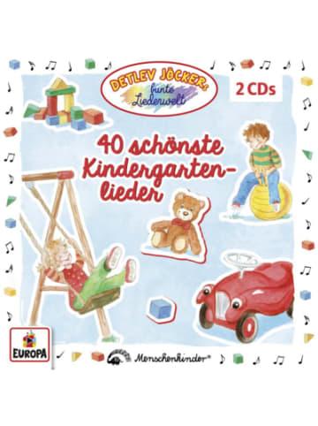 Sony CD Detlef Jöcker - 40 schönste Kindergartenlieder