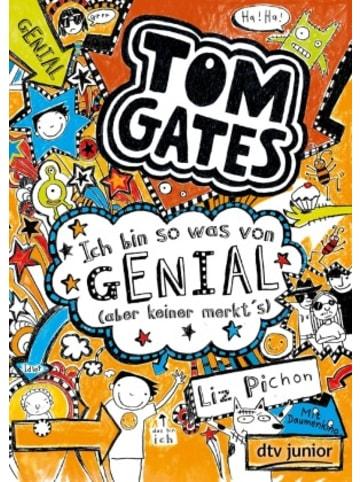 Dtv Tom Gates: Ich bin so was von genial (aber keiner merkt's)