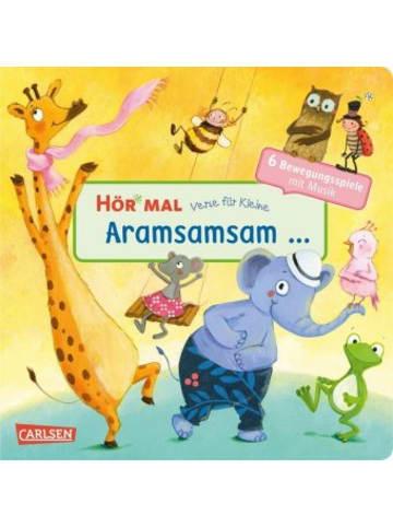 Carlsen Hör mal (Soundbuch): Verse für Kleine: Aramsamsam