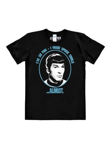 Hybris T-Shirt in schwarz