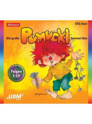 United Soft Media Die große Pumuckl Sammel-Box, 10 Audio-CDs