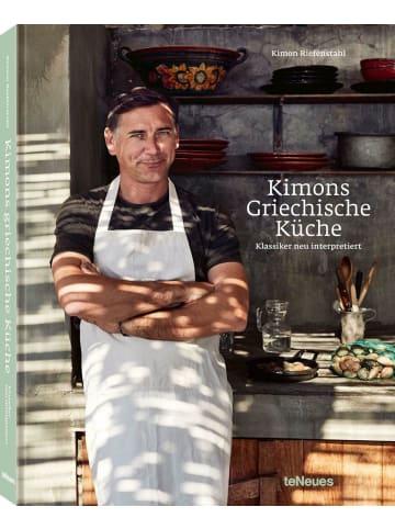 TeNeues Media Kimons Griechische Küche | Klassiker neu interpretiert