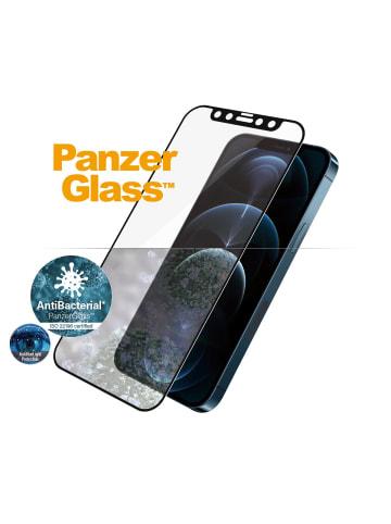 Panzerglass Display-Schutzglas  für iPhone 12 Pro Max in schwarz