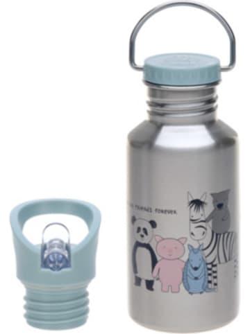 Lässig Edelstahl Trinkflasche About Friends, 500 ml, inkl. 2 Verschlüssen