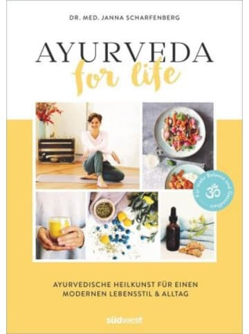 Südwest-Verlag Ayurveda for Life