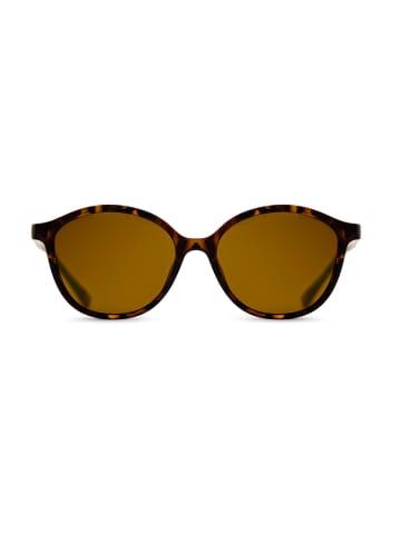 Sinner Sonnenbrille SINNER Mono Polarised Sunglasses in yellow tortoise