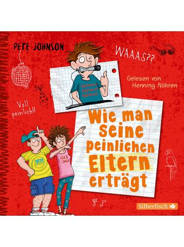 Silberfisch Verlag Hörbuch Wie man seine peinlichen Eltern erträgt, Audio-CD