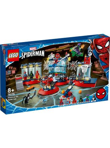 LEGO Marvel Super Heroes 76175 Angriff auf Spider-Mans Versteck
