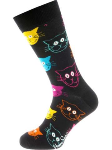 Happy Socks 1er Pack Cat Socken