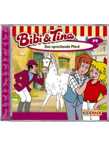 KIDDINX CD Bibi & Tina 29 - Das sprechende Pferd