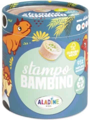 Aladine Stampo Bambino Dinosaurier Stempel-Set