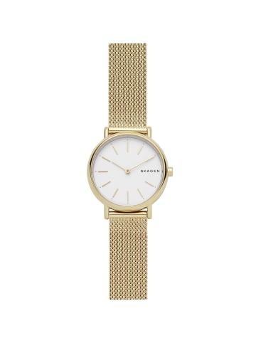 Skagen Armbanduhr in Gold