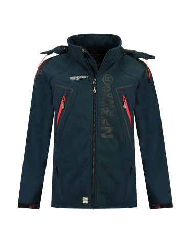 Geographical Norway Geographical Norway Softshelljacke TECHNO in NAVY