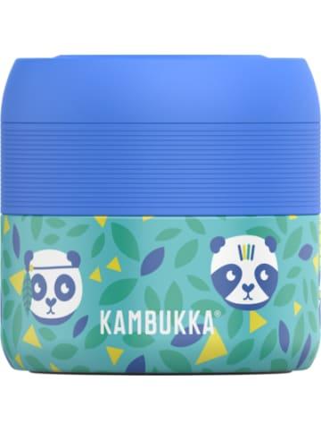 KAMBUKKA® Edelstahl-Speisegefäß Food Jar BORA Chief Panda, 400 ml