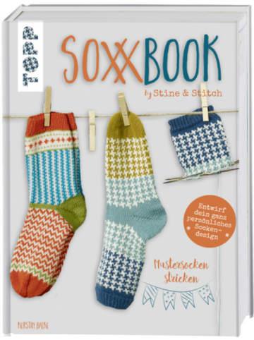 Frech SoxxBook by Stine & Stitch