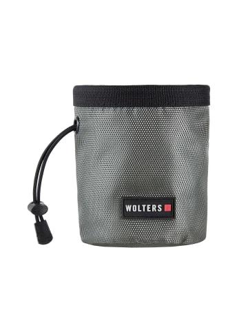 WOLTERS Snackbeutel Wundertüte 250ml- 22x15cm, grau