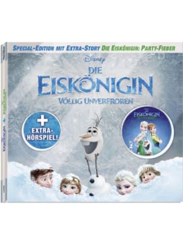 KIDDINX CD Disney - Die Eiskönigin & Die Eiskönigin: Party-Fieber