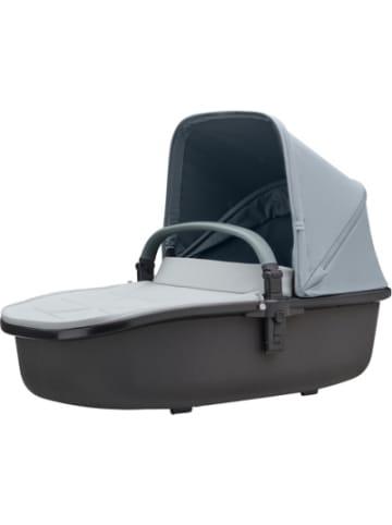 Quinny Kinderwagenaufsatz Hux, Grey on Graphite