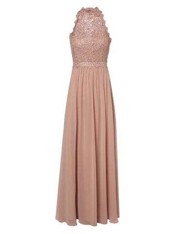 Marie Lund Abendkleid in rosenholz