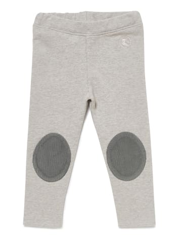 "Nyani Kinder Leggings ""MAKE IT OR BREAK IT II"" in Grau meliert"