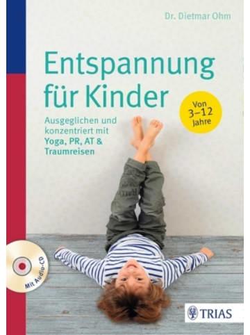 TRIAS Entspannung für Kinder, m. Audio-CD