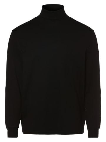Mc Earl Langarmshirt in schwarz