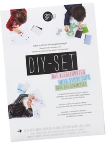 Dot on  art - DIY-Bastelset für Kindergeburtstage
