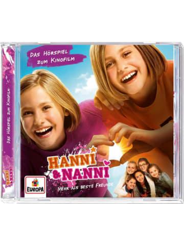 Hanni und Nanni CD Hanni und Nanni - Mehr als beste Freunde (Hörspiel zum Kinofilm 4)