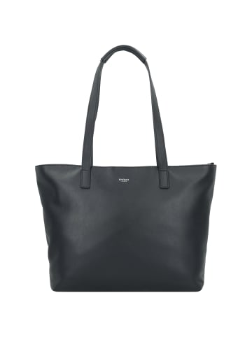Knomo Mayfair Luxe Shopper Tasche RFID Leder 41 cm Laptopfach in blazer