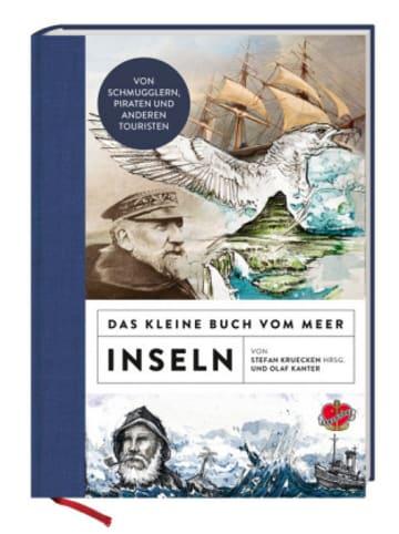Ankerherz Verlag Das kleine Buch vom Meer: Inseln