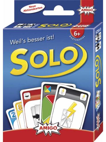 Amigo Solo 25 Jahre - Kartenspiel für 2-10 Spieler ab 6 Jahren
