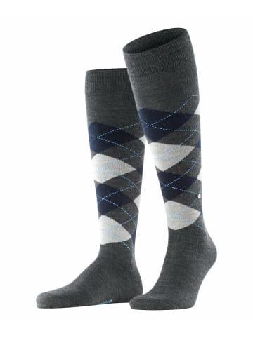 Burlington Socken in Grau (Rock-limelight)