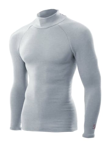 ZEROFIT Funktionsshirt HEATRUB ULTIMATE in Grau