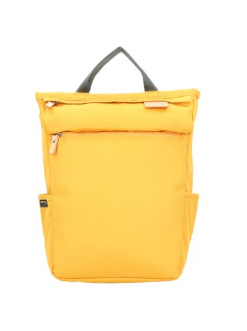 Harvest Label Kuju Rucksack 38 cm in mustard
