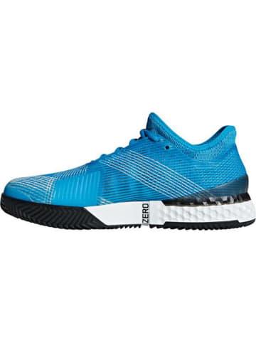 Adidas Sportschuh Adizero Ubersonic 3.0 Clay in Blau