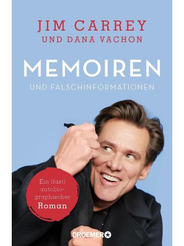 Droemer Memoiren und Falschinformationen | Ein (fast) autobiographischer Hollywood-Roman