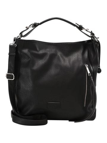 L.Credi Shopper Venezia Shopper in schwarz